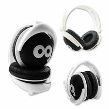 FOLDABLE CUTE WEEP CRY OVER THE HEAD KIDS HEADPHONES CD TV IPOD MP3 MP4 DVD NANO