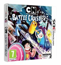 CARTOON NETWORK-BATTAGLIA GUASTA (Nintendo 3ds)