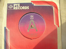 MOMS AND DADS THE RANGERS WALTZ uk pye demo / promo pye 45382 N/M
