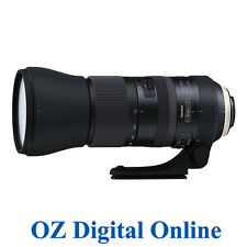 NEW Tamron SP 150-600mm F5-6.3 Di VC USD G2 for Nikon Mount 1 Year Aust Wty