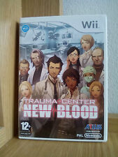 Trauma Center New Blood (Wii) (Preowned) - Quick Dispatch