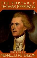 The Portable Thomas Jefferson No. 80 by Thomas Jefferson (1977, Paperback)