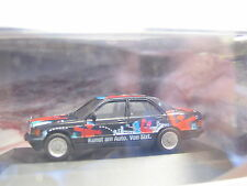 Herpa Mercedes 190E Sixt Art Car OVP (y9039)