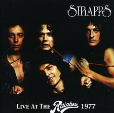 Live At The Rainbow 1977 - Strapps (2008, CD NIEUW)
