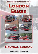 London Buses, Central London, DVD