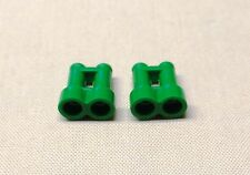 x2 NEW Lego Binoculars Green Minifig Utensil For Army Guys