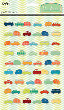 sei MAYBERRY 3-D Puff (37) Element Stickers CARS Trucks TRAILERS Vans