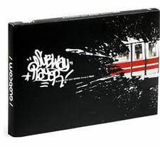 MSER SUBWAY PLAYER - SUBWAY GRAFFITI ART BOOK