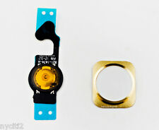OEM Home Menu Flex Cable+Home Button(5s Style) For iPhone 5 5G A1428 A1429 A1442