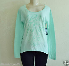 $36 Fox Racing Women's Reborn Long Sleeve Tee – Mint sz XL