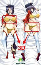 Tohou Project Miyako Yoshika DF353 Dakimakura 3D butt & 3D breast pillow case