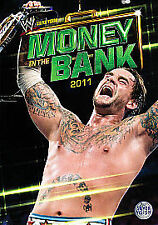 Money In The Bank 2011 (DVD, 2011) New and Sealed