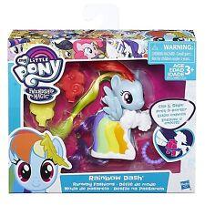 My Little Pony Pista Modas Juego Con Rainbow Dash figura nueva