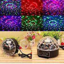 20W MAGIC Ball Stage Light Digital LED Lighting RGB Crystal Party DJ Club Show
