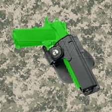 Fobus Roto Tactical Paddle Holster for 1911 Style Pistols and Kimber 45