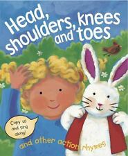 Head, Shoulders, Knees and Toes and Other Action Rhymes by Nicola Baxter...