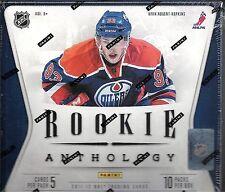 2011-12 Rookie Anthology Factory Sealed Hockey Hobby Box Nugent-Hopkins AUTO RC?