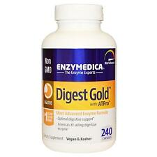 Digest Gold with ATPro - 240 Capsules by Enzymedica - Advanced Digestive Enzymes