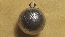 100pcs.10oz. cannon ball sinkers, weights, fishing , lead