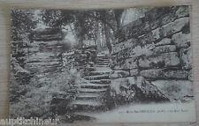Carte postale CPSM 88 Mont st Odile le Mur païen 1919 ? écrite voyagée