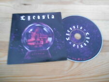 CD Gothic Lycosia - Same / Untitled Album (10 Song) Promo EQUILIBRE MUSIC cb