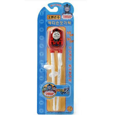 Thomas edison training chopsticks (red / right-handed) / free standard & sweety