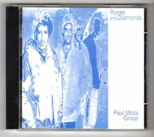 (GY200) Paul Moss Group, Roses And Diamonds - 1998 CD