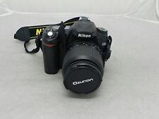 Nikon D50 Digital Camera with Nikon ED 18-55mm f:3.5-5.6 Zoom Lens