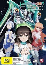 Lagrange: The Flower of Rin-Ne Season 2 NEW R4 DVD