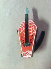 Monster High Doll Purse Bag 1st First Wave Original Operetta Coffin Guitar