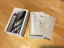 Empty Box for iPone 4S Black 8GB (Box Only)