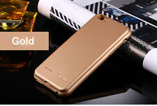 External Battery Charge Ultra Slim Power Bank Case Back Up For iPhone 6/6S Plus