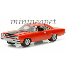 GREENLIGHT 13160 B GL MUSCLE SERIES 16 1970 PLYMOUTH ROAD RUNNER 1/64 RED