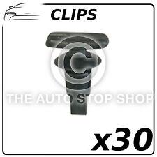 Clips Sellado 5,2 mm Peugeot 307/407 Coupe número De Parte: 11320 Paquete De 30