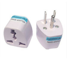 Universal EU UK AU to US USA Canada AC Travel Power Plug  Travel Plug Small