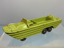 DINKY TOYS MODEL  No. 681 DUKW AMPHIBIAN VEHICLE