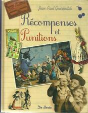 RECOMPENSES ET PUNITIONS - J.-P. GOUREVITCH - ENSEIGENMENT - ECOLE D'ANTAN - 30%
