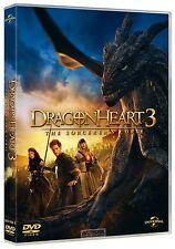 DRAGONHEART 3 (DVD) con Julian Morris, Ben Kingsley