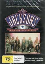 The Jacksons An American Dream - Region 2 Compatible DVD (UK seller) 2 Discs NEW