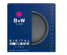 B+W 49 mm Clear MRC 007 with Multi-Resistant Coating 007M F-PRO Filter#1001697