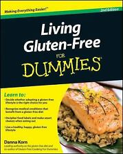 LIVING GLUTEN-FREE FOR DUMMIES Recipe Shopping Cooking Tips - Medical Problems
