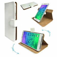 Smartphone Book Case For Philips Xenium V377 - 360 White M