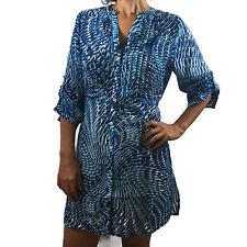 Anita SMALL 36/38 Olbia Blouse 8121 Sea Blue