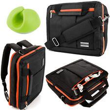 """3-in-1 Messenger Bag Backpack Briefcase for Acer Aspire 11.6"""" Laptop / Ultrabook"""