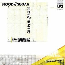 The Gotobeds, Blood // Sugar // Secs // Traffic (Includes Download Card), Excell