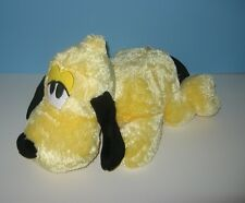 "14"" Hong Kong Disneyland Droopy Eyes Baby Pluto Puppy Dog Stuffed Plush Mickey"