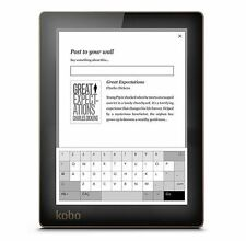 Excellent Condition Kobo Aura e-Reader, Wi-Fi, 6.0in - Black - 4VIM
