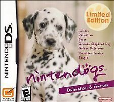 Nintendogs: Dalmatian & Friends (Nintendo DS) Lite Dsi xl 2ds 3ds xl