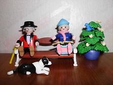 Playmobil Figur Oma Opa Granny nostalgie Figuren tipo pion victorian 5300 1900