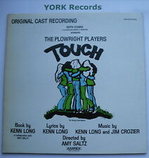TOUCH - Original Off-Broadway Cast - Excellent Condition LP Record Ampex A-50102
